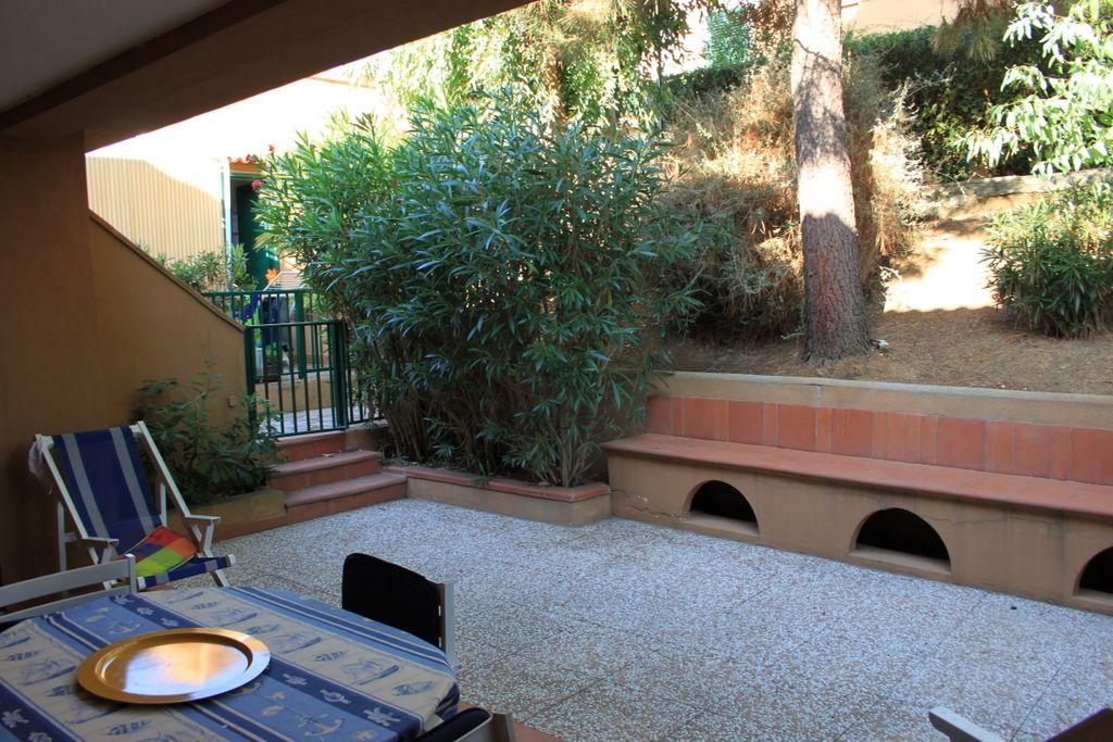 Soltur insel elba appartamento capo stella lido di capoliveri for Casa del merluzzo del capo con portico