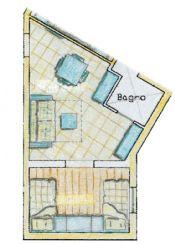 Appartamento Sera e Mattino B