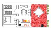 Appartamento Innamorata
