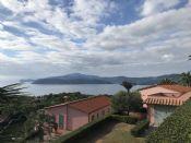 Villa in posizione panoramica